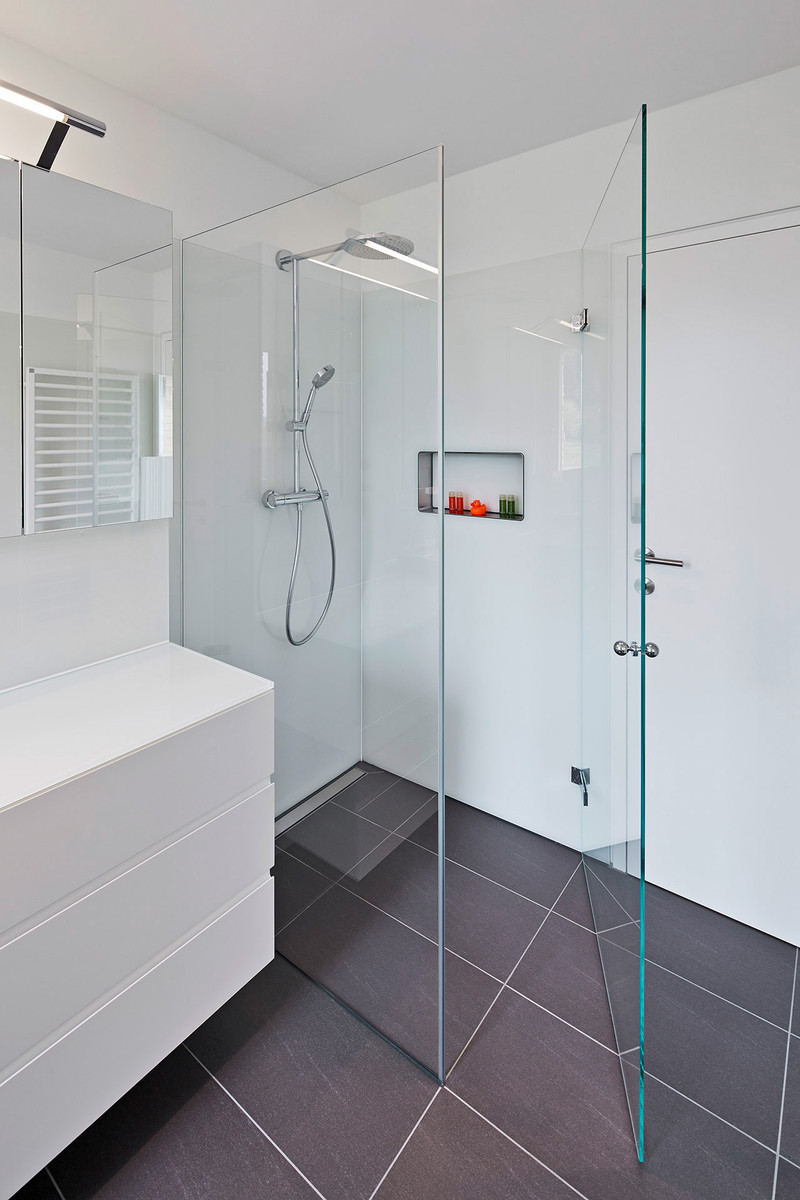profillose duschen aus glas glasvetia. Black Bedroom Furniture Sets. Home Design Ideas