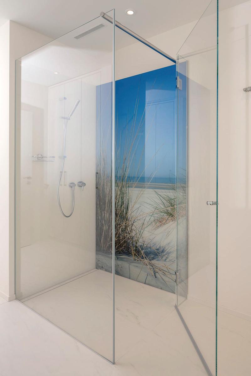 Duschen Aus Glas Barrierefrei : Profillose Duschen aus Glas GLASVETIA