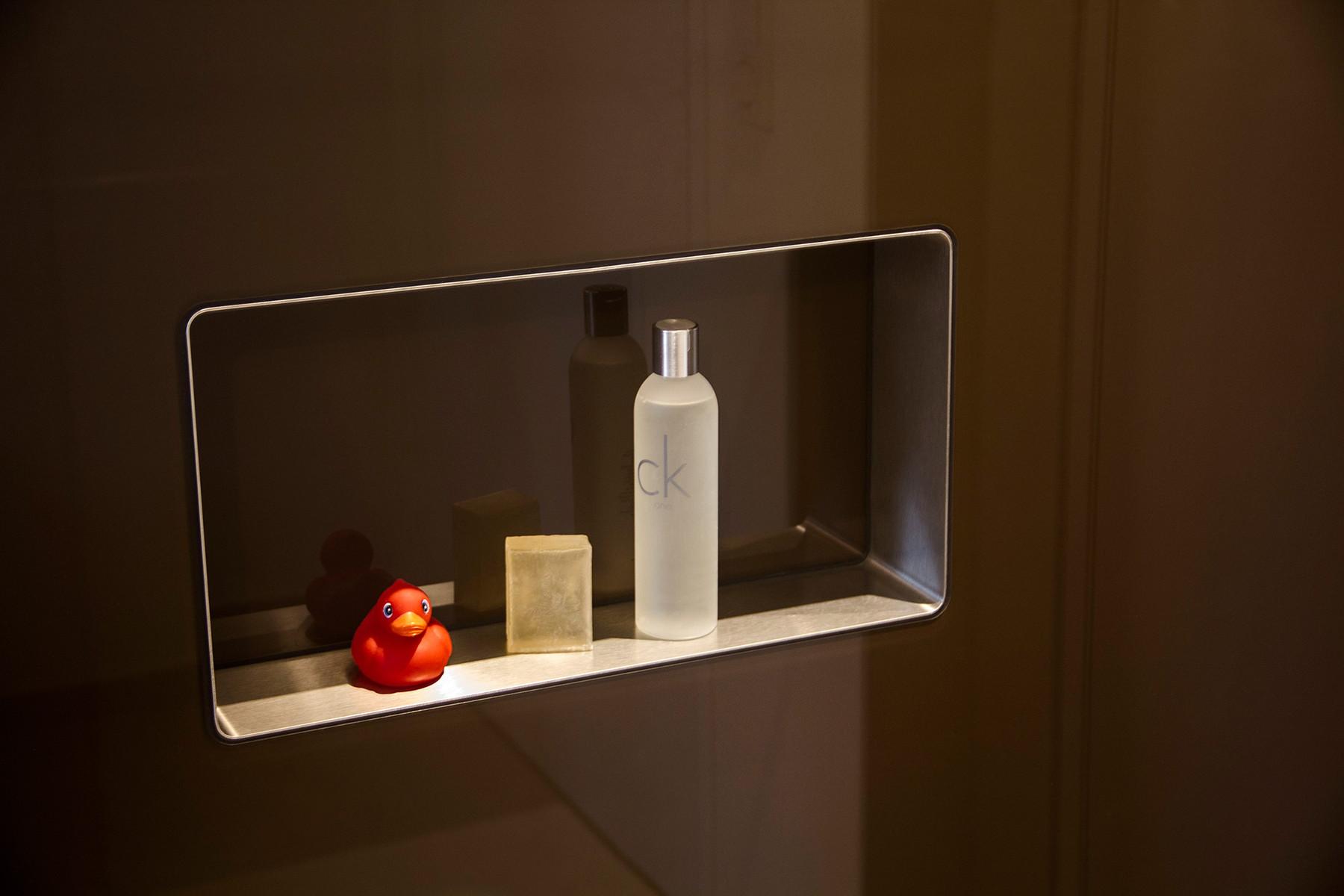 Duschkabine Selber Bauen mit nett stil für ihr wohnideen