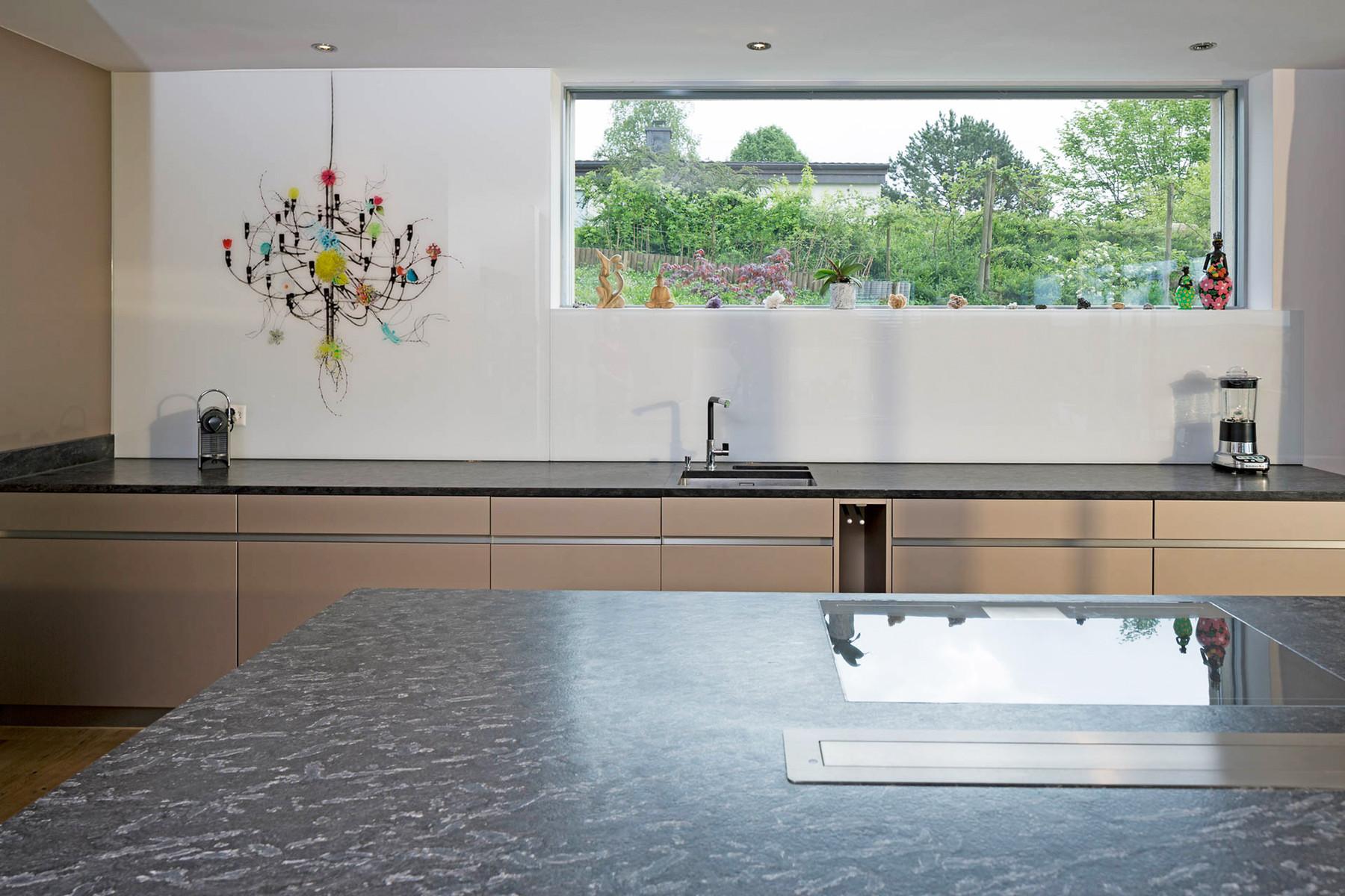 Küchenrückwand aus Glas | GLASVETIA